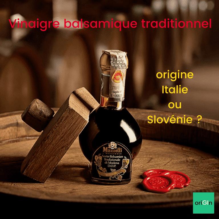 Comment acheter un vinaigre balsamique de Modène AOP authentique