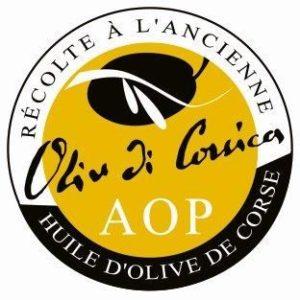 Huile d'olive de Corse AOP