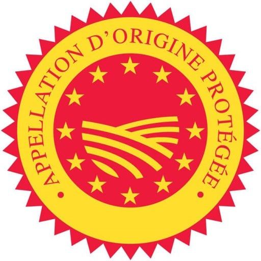 Label Appellation d'Origine Protégée [AOP France]