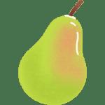 Poire d'hiver fruit de saison