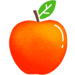 Pomme fruit de saison